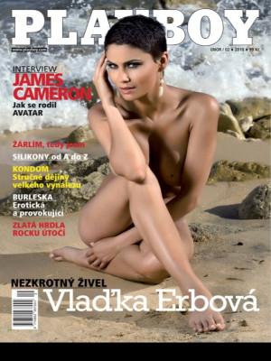 Playboy Czech Republic - Feb 2010