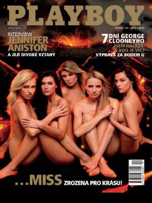 Playboy Czech Republic - May 2010