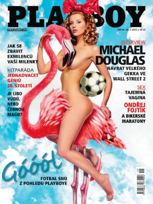 Playboy Czech Republic - Aug 2010