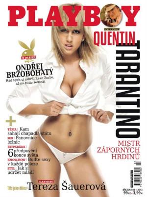 Playboy Czech Republic - Mar 2013