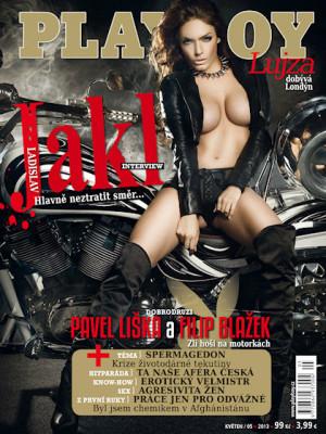 Playboy Czech Republic - Playboy (Czech) May 2013