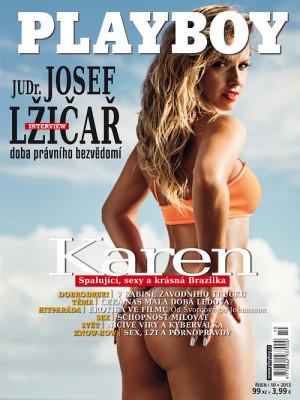 Playboy Czech Republic - Playboy (Czech) Oct 2013