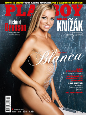 Playboy Czech Republic - Playboy (Czech) Sep 2015