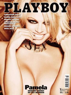 Playboy Czech Republic - Playboy (Czech) Mar 2016