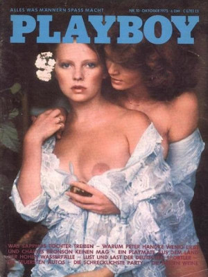 Playboy Germany - October 1975