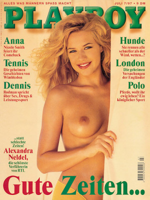 Playboy Germany - July 1997