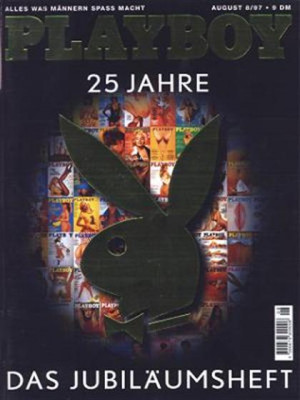 Playboy Germany - August 1997