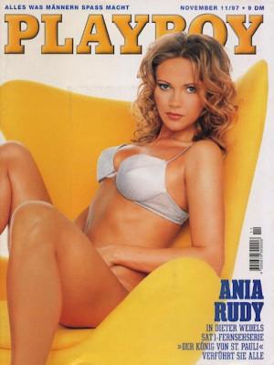 Playboy Germany - Nov 1997