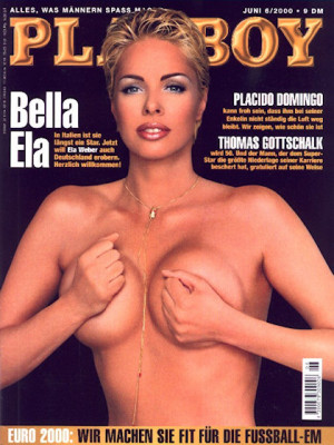 Playboy Germany - June 2000