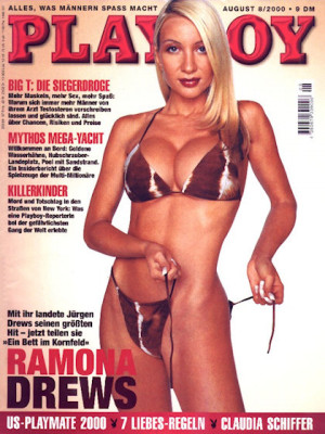 Playboy Germany - August 2000