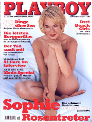 Playboy Germany - Sep 2000