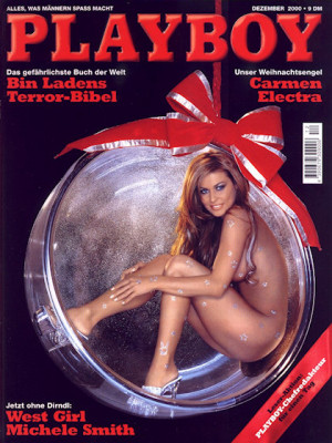Playboy Germany - Dec 2000