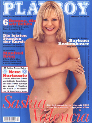 Playboy Germany - Feb 2001