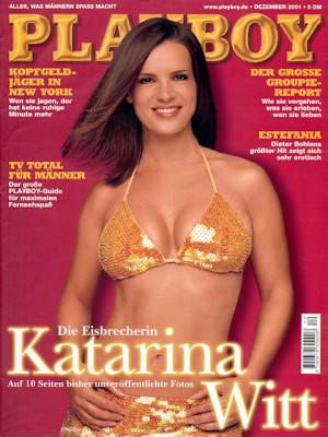 Playboy Germany - Dec 2001