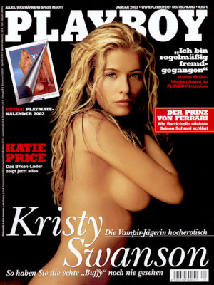 Playboy Germany - January 2003