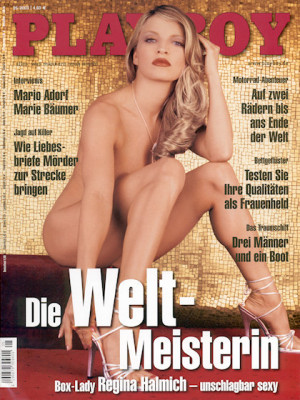Playboy Germany - May 2003