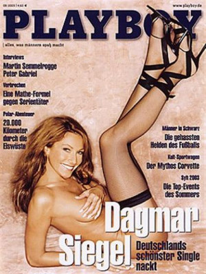 Playboy Germany - August 2003