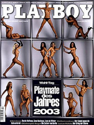 Playboy Germany - Dec 2003