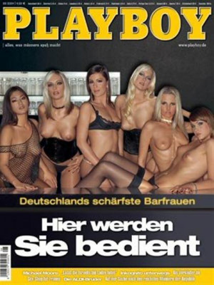 Playboy Germany - August 2004