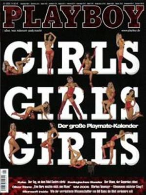 Playboy Germany - January 2005