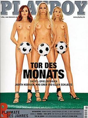 Playboy Germany - June 2005