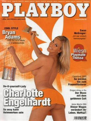 Playboy Germany - October 2005