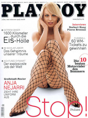 Playboy Germany - May 2006