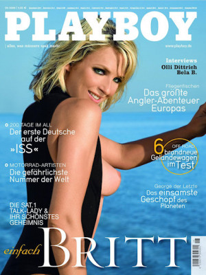 Playboy Germany - June 2006