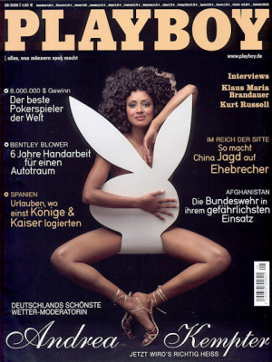 Playboy Germany - August 2006
