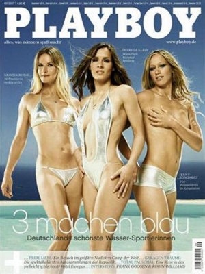 Playboy Germany - Sep 2007