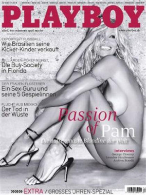Playboy Germany - Dec 2007