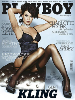 Playboy Germany - March 2008
