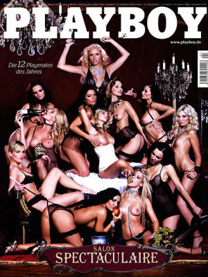 Playboy Germany - January 2009