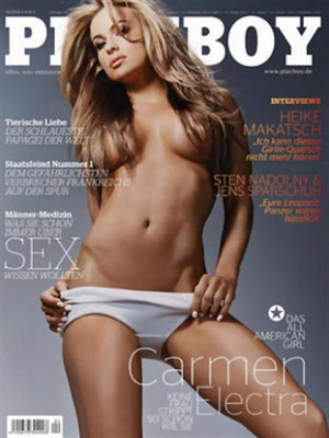 Playboy Germany - April 2009