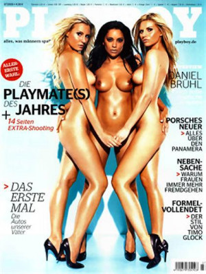 Playboy Germany - July 2009