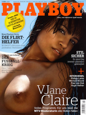 Playboy Germany - Nov 2009