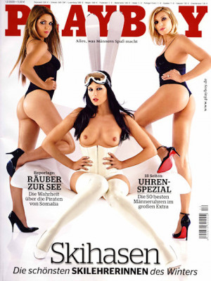Playboy Germany - Dec 2009