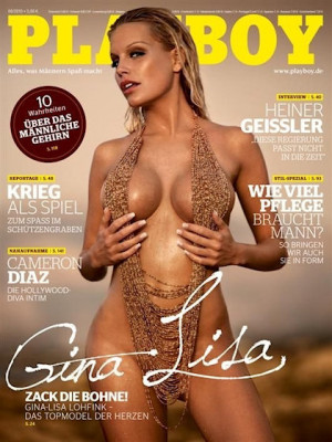 Playboy Germany - August 2010