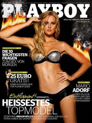 Playboy Germany - Sept 2010