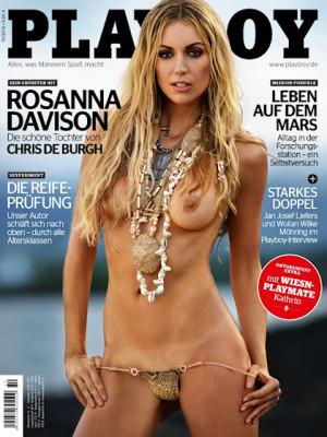 Playboy Germany - October 2012