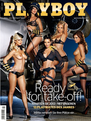 Playboy Germany - January 2013