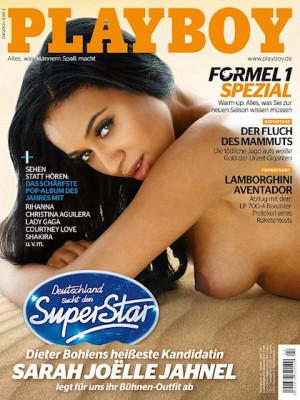 Playboy Germany - April 2013