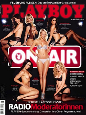 Playboy Germany - June 2013