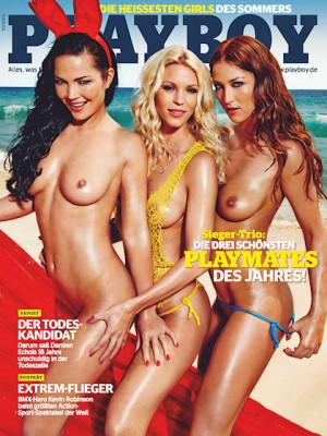 Playboy Germany - July 2013