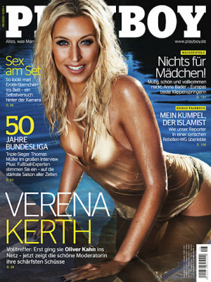Playboy Germany - August 2013