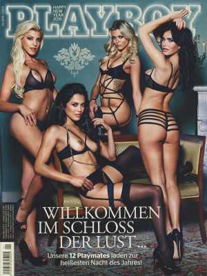 Playboy Germany - January 2015
