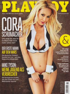 Playboy Germany - Playboy (Germany) Juni 2015