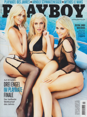 Playboy Germany - Playboy (Germany) Juli 2015