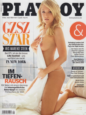 Playboy Germany - Playboy (Germany) Sept 2015