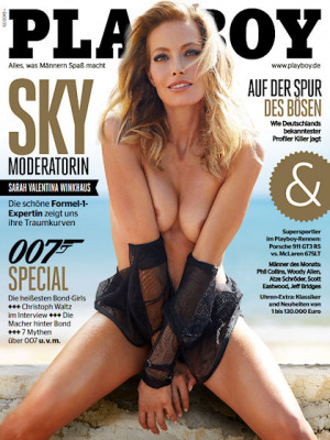 Playboy Germany - Playboy (Germany) Dec 2015